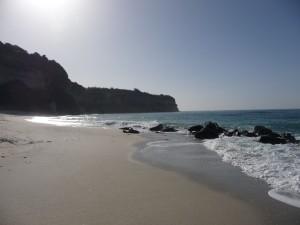 beach Santa Dominica