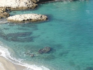 beach Tropea